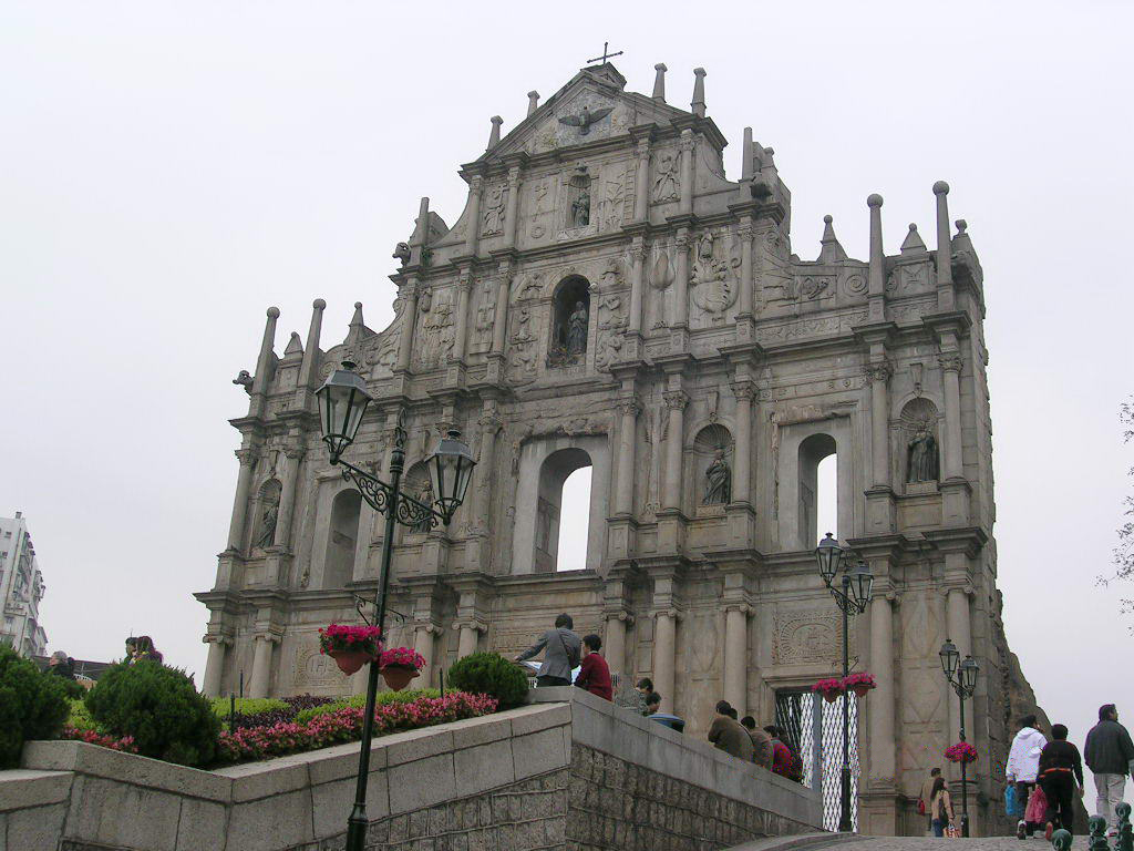 Macao Picture